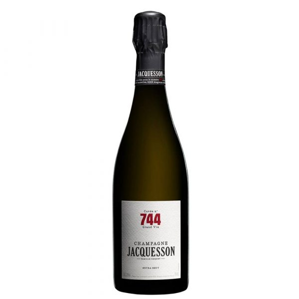 """Champagne Extra Brut """"Cuvée N° 744"""" - Jacquesson"""
