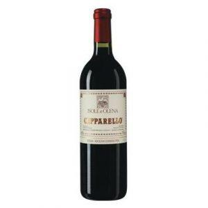 vino rosso Cepparello Isole e Olena